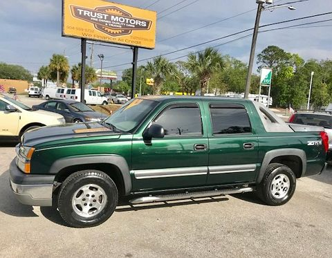 Image of Used 2004 Chevrolet Avalanche