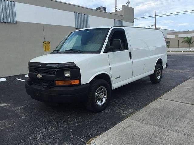 2004 Chevrolet Express 2500