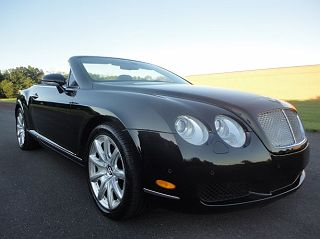 Bentley Continental 2007