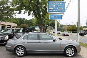Image of Used 2005 Jaguar S-type