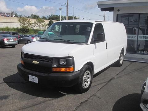 Image of Used 2013 Chevrolet Express 1500
