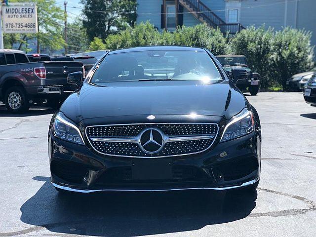 2016 Mercedes-Benz CLS 550