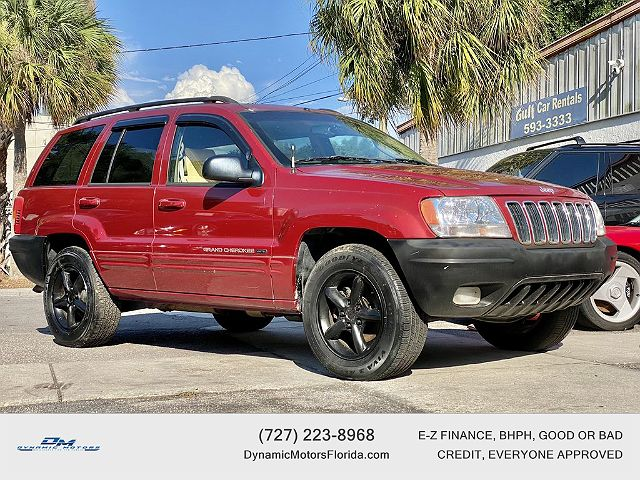 2002 Jeep Grand Cherokee Limited Edition