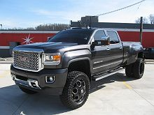 Image of Used 2015 GMC Sierra 3500HD Denali
