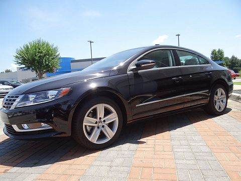 Image of Used 2015 Volkswagen CC Sport