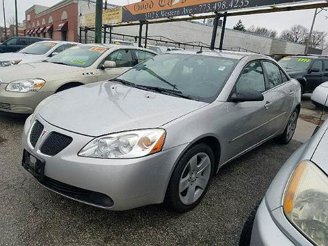 Image of Used 2008 Pontiac G6 Base