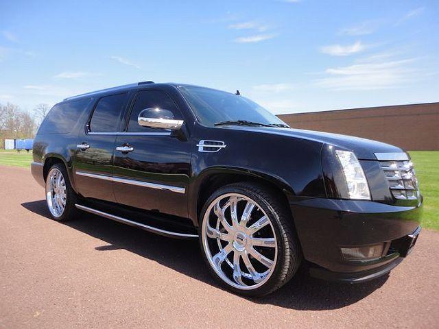 2009 Cadillac Escalade ESV Luxury