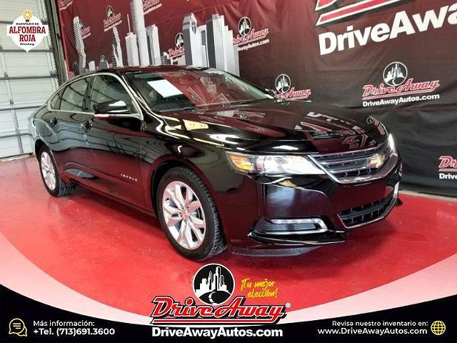 2018 Chevrolet Impala LT LT1