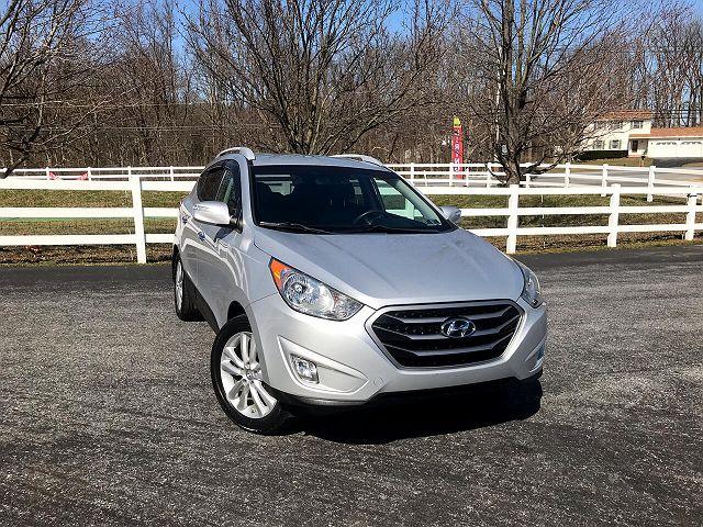 2012 Hyundai Tucson Limited Edition