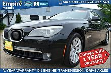 Image of Used 2010 BMW 7-series 750Li xDrive
