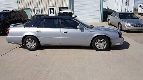 Image of Used 2004 Cadillac DeVille DHS