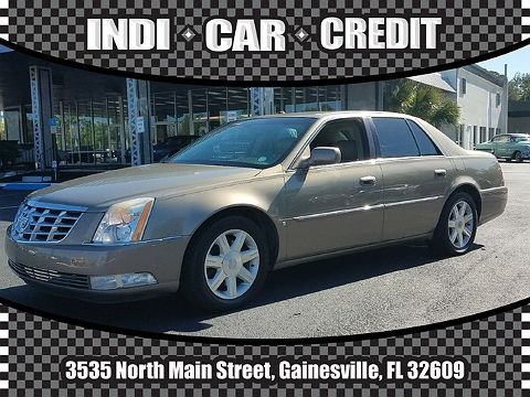 Image of Used 2006 Cadillac DTS Luxury I