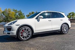 Image of Used 2012 Porsche Cayenne Turbo / Turbo S Turbo