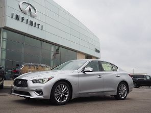 Image of New 2018 Infiniti Q50