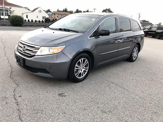 2012 Honda Odyssey EX L