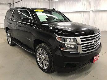 2016 Chevrolet Tahoe LS en venta en Edinburg, TX Image