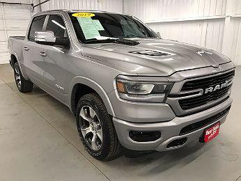 2019 Ram 1500 Laramie en venta en Edinburg, TX Image