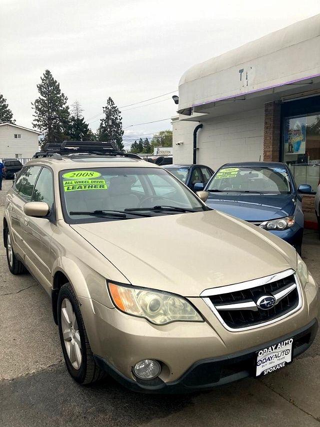 2008 Subaru Outback 2.5i Limited