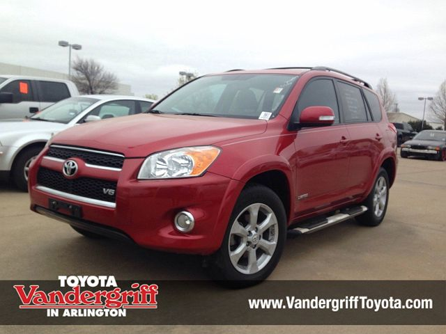 2012 Toyota RAV4 Limited Edition