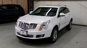 Image of Used 2014 Cadillac SRX Performance