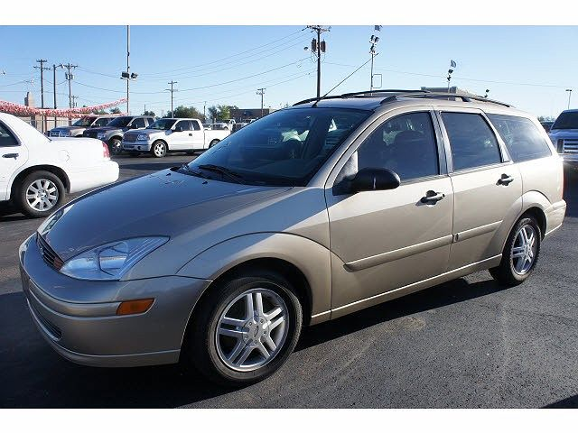 2001 Ford Focus SE Street Edition
