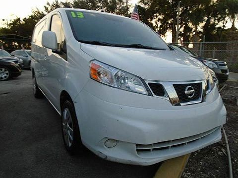 Image of Used 2013 Nissan NV200 S