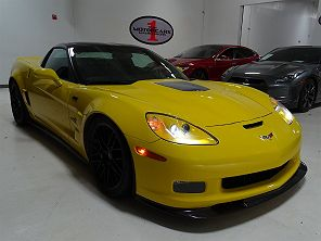 Image of Used 2009 Chevrolet Corvette ZR1 ZR1