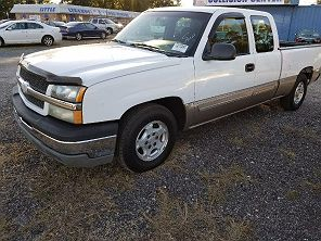 Image of Used 2003 Chevrolet Silverado 1500 LS