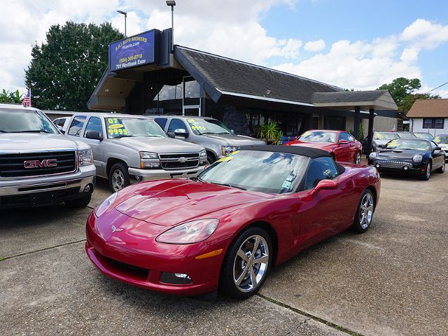 2009 Chevrolet Corvette  LT3