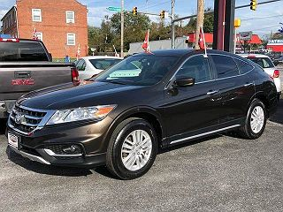 Honda Accord Crosstour 2013