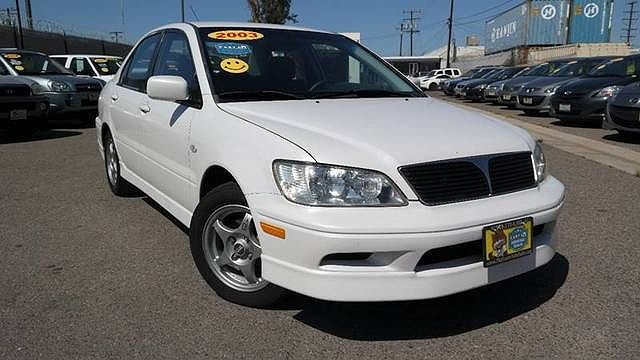 2003 Mitsubishi Lancer OZ-Rally