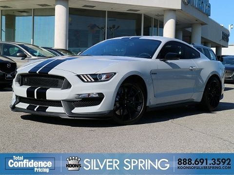Image of Used 2016 Ford Mustang Shelby GT350 / GT350R Shelby GT350