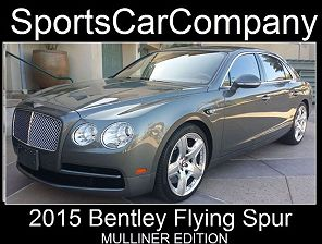 Image of Used 2015 Bentley Flying Spur