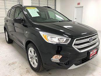 2018 Ford Escape SE en venta en Edinburg, TX Image