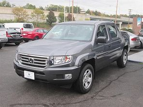 Image of Used 2013 Honda Ridgeline RT