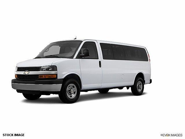 2012 Chevrolet Express 3500 LT