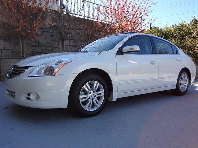 2012 Nissan Altima S
