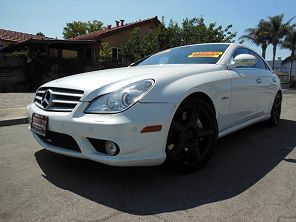 Image of Used 2008 Mercedes-Benz CLS63 AMG S 4MATIC 63 AMG