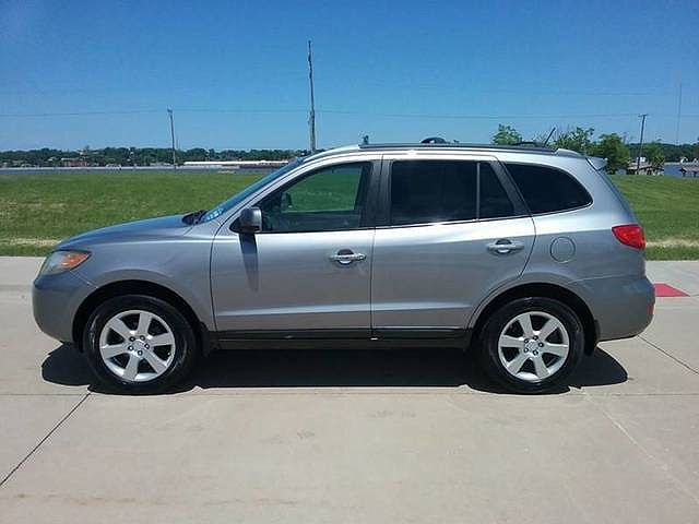 2007 Hyundai Santa Fe Limited Edition
