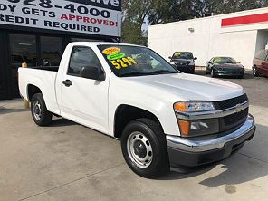 Image of Used 2006 Chevrolet Colorado LS