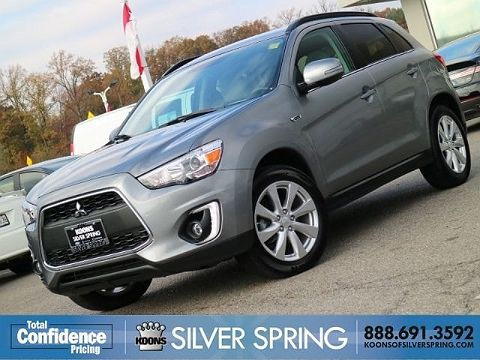 Image of Used 2015 Mitsubishi Outlander Sport GT