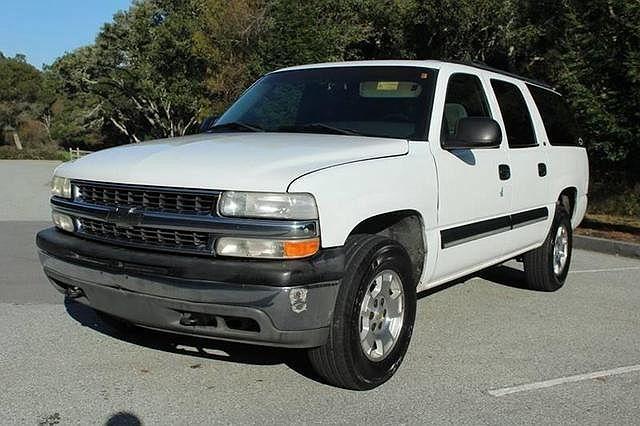 2001 Chevrolet Suburban 1500 LS