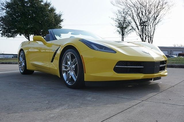 2019 Chevrolet Corvette  LT3