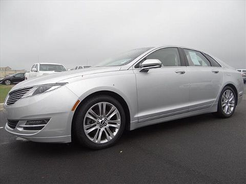 Image of Used 2013 Lincoln MKZ