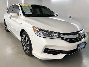 2017 Honda Accord EXL en venta en Edinburg, TX Image