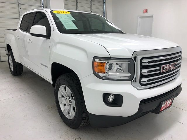 2018 GMC Canyon SLE SLE-1