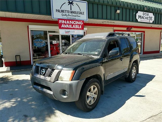 2005 Nissan Xterra Off-Road
