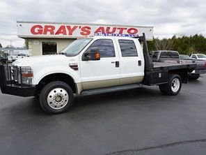 Image of Used 2008 Ford F-450 Super Duty