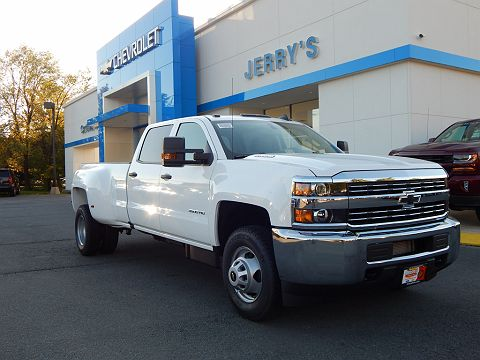 Image of New 2016 Chevrolet Silverado 3500HD Work Truck