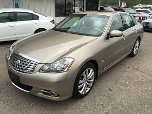 Image of Used 2008 Infiniti M Base